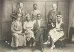 Can you help us to identify the people in this photograph?